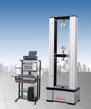 弹簧钢片弹性系数试验机