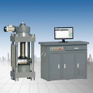 YAW-100-300型电液式抗折抗压试验机
